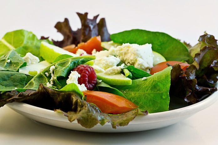 Bar z żywnością dietetyczną