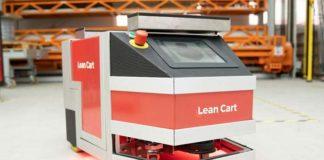 Wózki mobilne - automatyzacja procesu transportu wewnętrznego