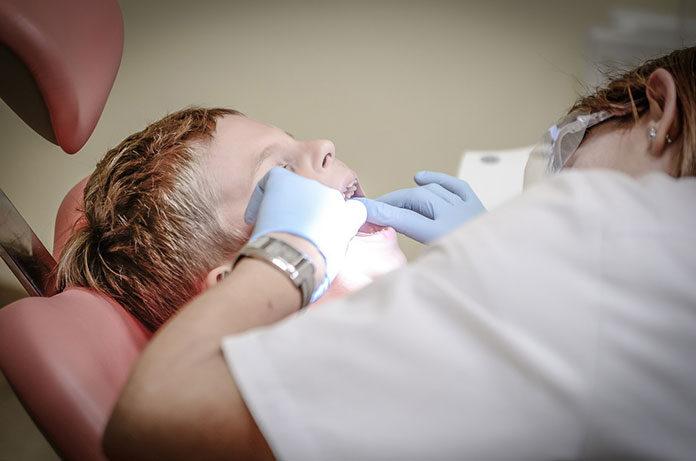 Badanie u stomatologa