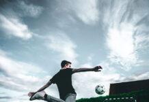 Stroje sportowe piłkarskie